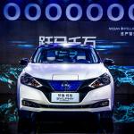 【新車】ニッサンブランドとして初のEVが中国に上陸。2019年度までに新型EV・5モデルを投入へ - 180827-01_01-1200x785