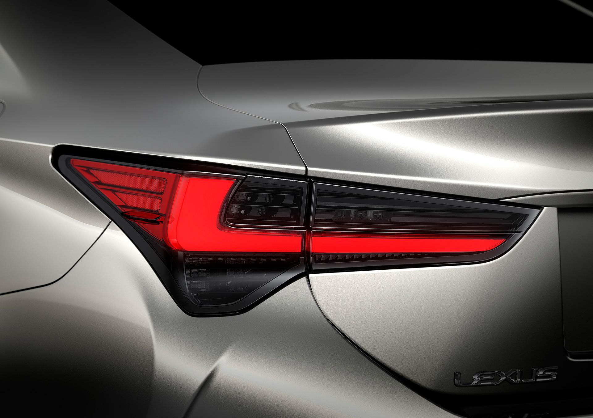 「【新車】レクサスRCがマイナーチェンジ。LC譲りのエレガントな外観と高い走行性能を獲得」の2枚目の画像