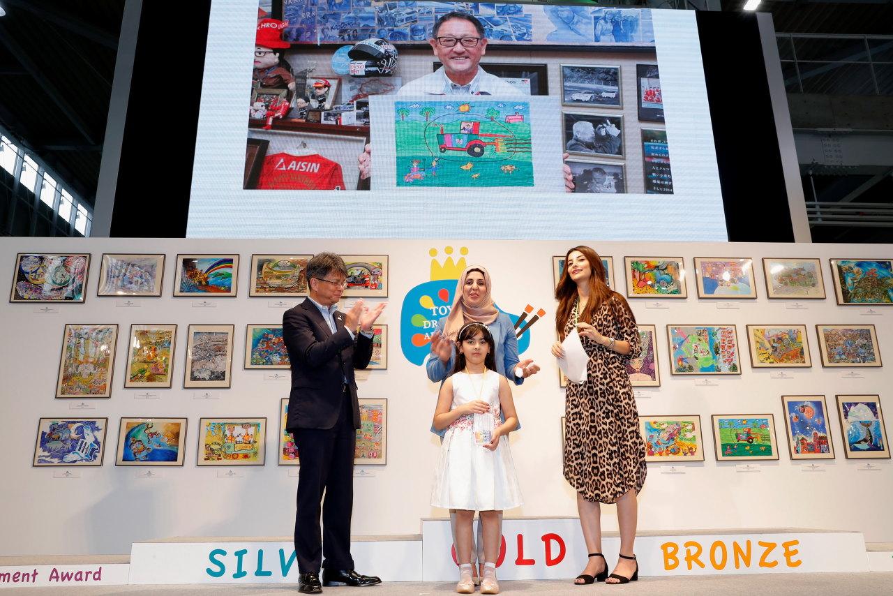 「こどもたちの作品から見えてくる未来は? 第12回トヨタ夢のクルマアートコンテスト」の10枚目の画像