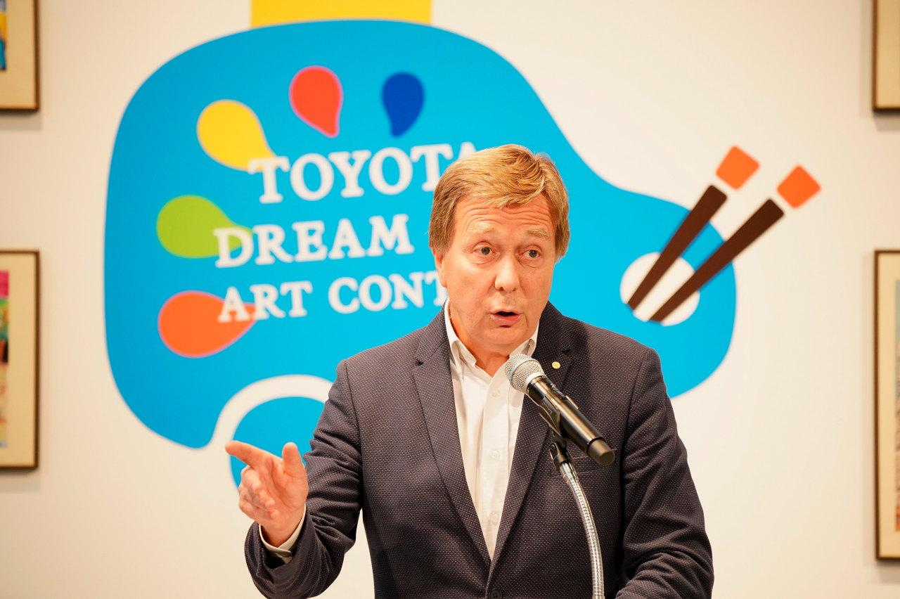 「こどもたちの作品から見えてくる未来は? 第12回トヨタ夢のクルマアートコンテスト」の26枚目の画像
