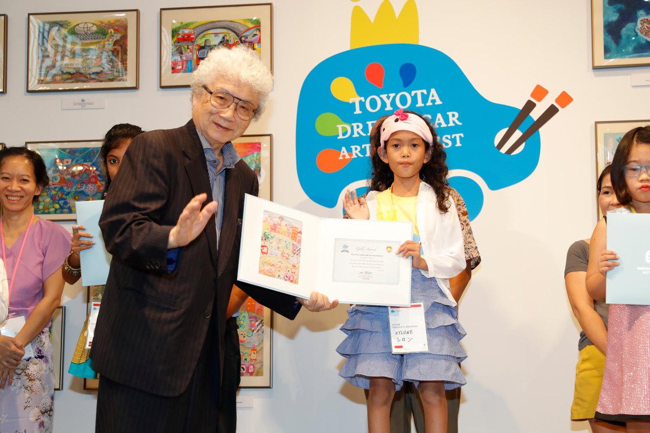 「こどもたちの作品から見えてくる未来は? 第12回トヨタ夢のクルマアートコンテスト」の29枚目の画像
