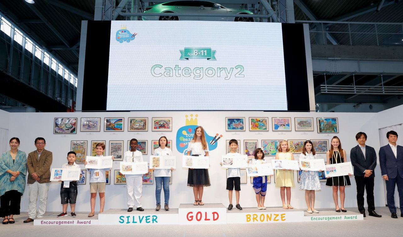 「こどもたちの作品から見えてくる未来は? 第12回トヨタ夢のクルマアートコンテスト」の32枚目の画像