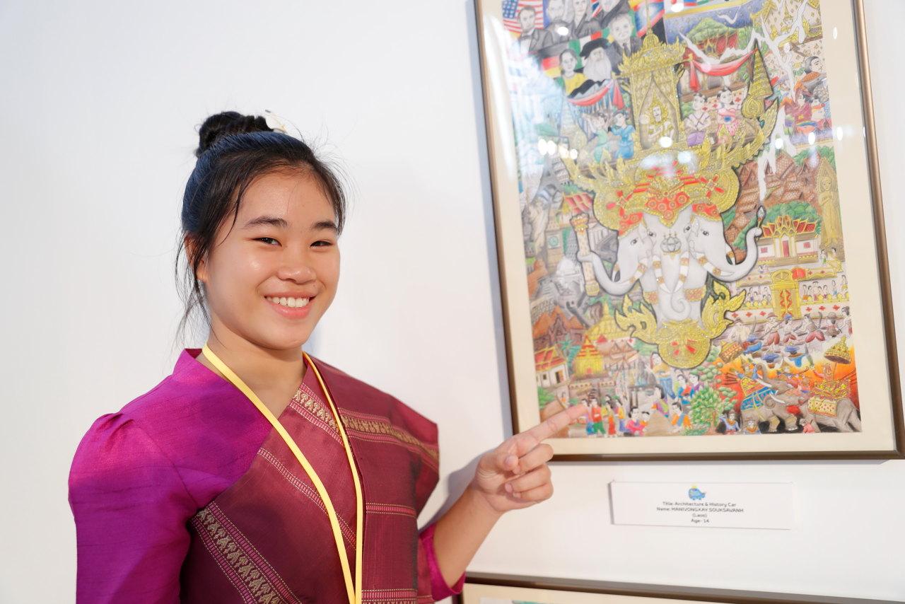 「こどもたちの作品から見えてくる未来は? 第12回トヨタ夢のクルマアートコンテスト」の38枚目の画像