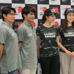 WRC日本ラウンドへ一歩前進!招致準備委員会、WRC招致応援団の熱い想いとは? - CIMG8882