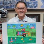 「こどもたちの作品から見えてくる未来は? 第12回トヨタ夢のクルマアートコンテスト」の40枚目の画像ギャラリーへのリンク