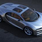 ブガッティ・シロンに高い開放感と強度を誇る新オプションの「スカイビュー」を追加設定 - main