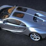 ブガッティ・シロンに高い開放感と強度を誇る新オプションの「スカイビュー」を追加設定 - sub3