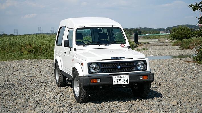 「新車のジムニー・ロング、現る! インド生産の「ジプシー」は2代目ジムニーそのものだった」の7枚目の画像