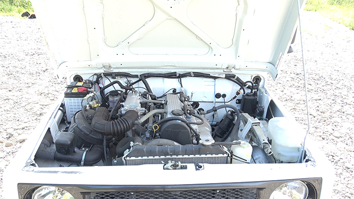 「新車のジムニー・ロング、現る! インド生産の「ジプシー」は2代目ジムニーそのものだった」の18枚目の画像