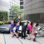 豊田章男社長の愛車は「トヨタ・センチュリーGRMN」! 特注のチューニングモデルで東京モーターフェス2018に登場か? - 20180920TOYOTA Century GRMN005