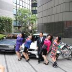 豊田章男社長の愛車は「トヨタ・センチュリーGRMN」! 特注のチューニングモデルで東京モーターフェス2018に登場か? - 20180920TOYOTA Century GRMN006