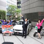 豊田章男社長の愛車は「トヨタ・センチュリーGRMN」! 特注のチューニングモデルで東京モーターフェス2018に登場か? - 20180920TOYOTA Century GRMN007
