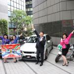 豊田章男社長の愛車は「トヨタ・センチュリーGRMN」! 特注のチューニングモデルで東京モーターフェス2018に登場か? - 20180920TOYOTA Century GRMN008