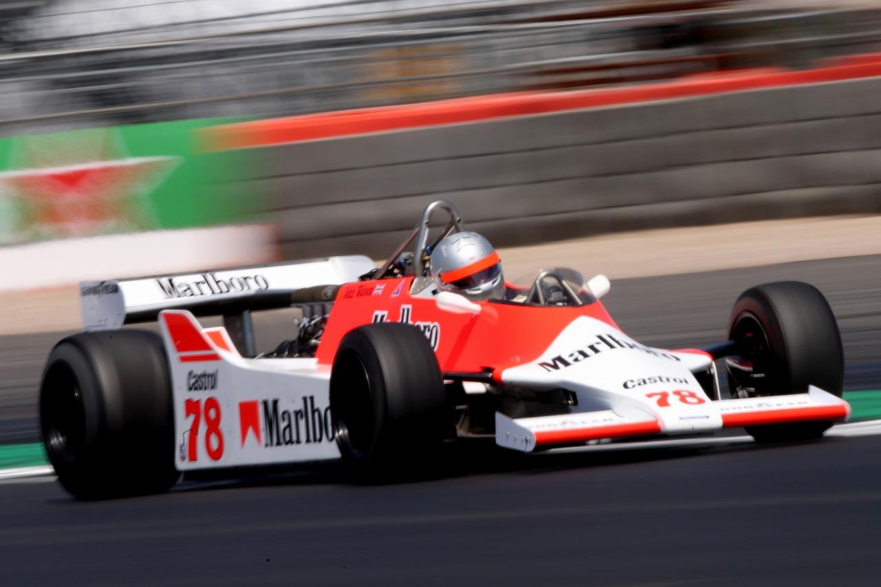 「【RICHARD MILLE SUZUKA Sound of ENGINE 2018】もうひとつのF1グランプリ「Fusion Coin Masters Historic Formula One」が鈴鹿サーキットで東アジア初開催!」の7枚目の画像