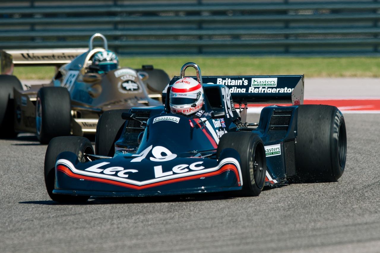 「【RICHARD MILLE SUZUKA Sound of ENGINE 2018】もうひとつのF1グランプリ「Fusion Coin Masters Historic Formula One」が鈴鹿サーキットで東アジア初開催!」の9枚目の画像