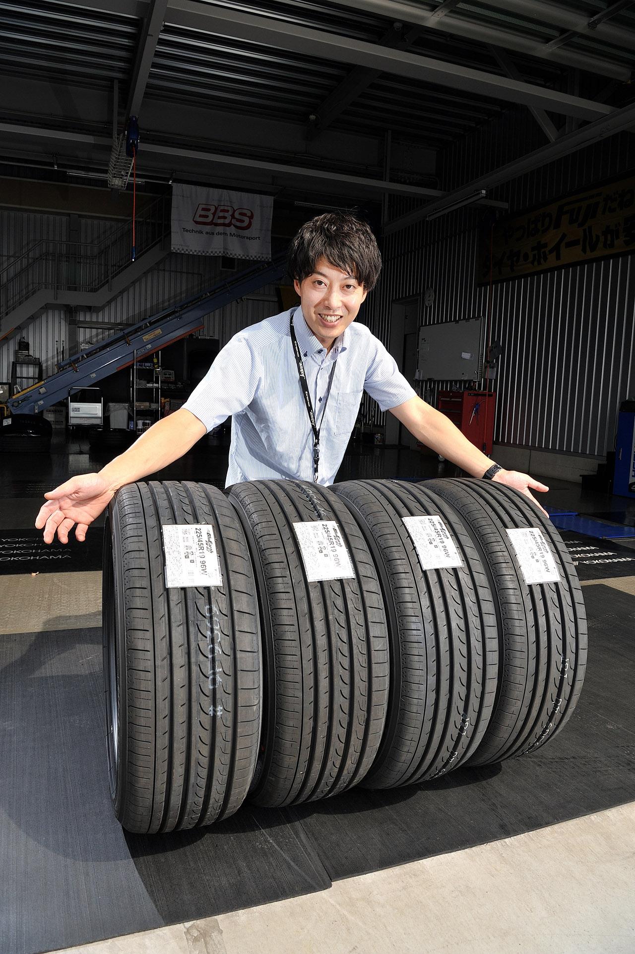 「1本パンクしたら1台分まるごと新品交換も!! フジ・コーポレーションのタイヤパンク保証がスゴイ」の2枚目の画像