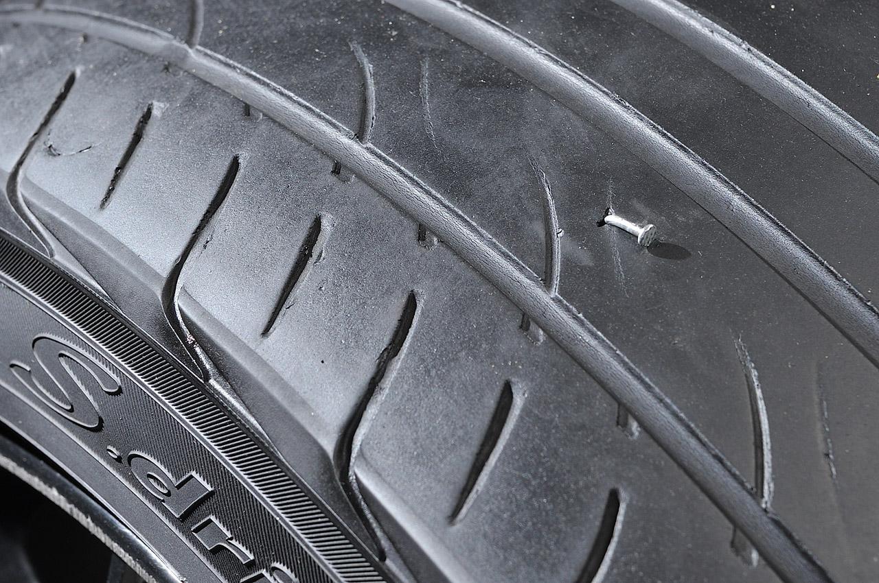 「1本パンクしたら1台分まるごと新品交換も!! フジ・コーポレーションのタイヤパンク保証がスゴイ」の3枚目の画像