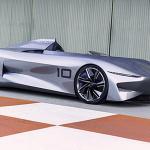 スポーツEVも登場? 日産自動車が高級EVの量産を計画。2020年から栃木工場で生産予定 - INFINITI_Prototype10