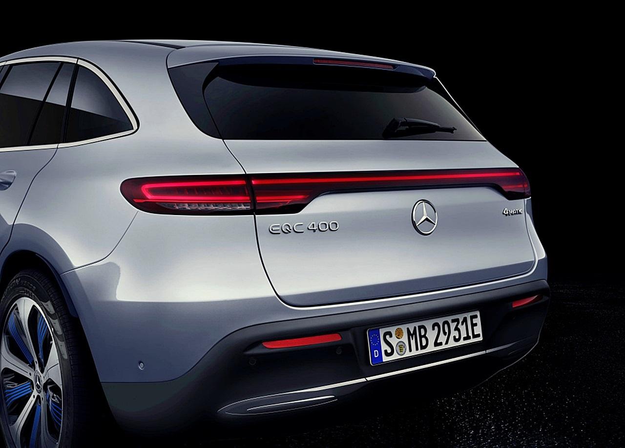「ついに新型EV「EQC」がメルセデス・ベンツから登場!2019年上半期から生産へ」の6枚目の画像
