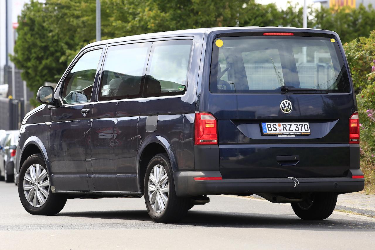 「VWの次世代商用バン「T7」、初のGTEハイブリッドをスクープ!」の7枚目の画像