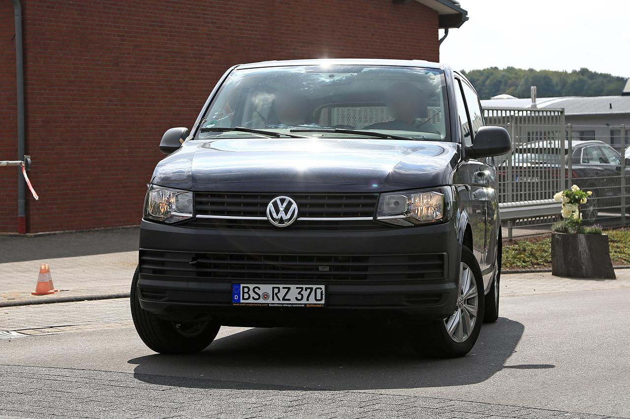 「VWの次世代商用バン「T7」、初のGTEハイブリッドをスクープ!」の8枚目の画像