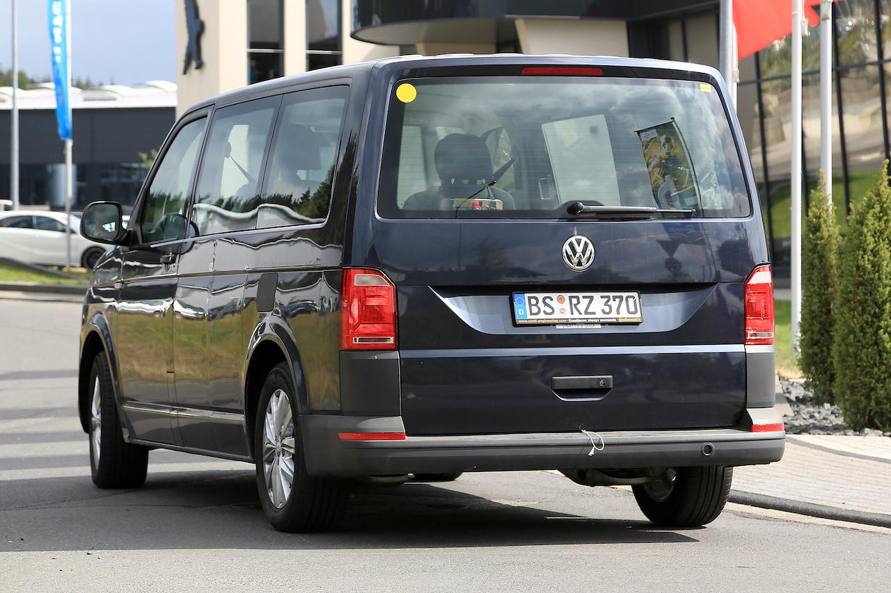 「VWの次世代商用バン「T7」、初のGTEハイブリッドをスクープ!」の13枚目の画像