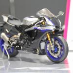 全日本模型ホビーショーのタミヤブースにはTS-050やYZF-R1Mなど最新型モデルが目白押し! - YZF-R1M
