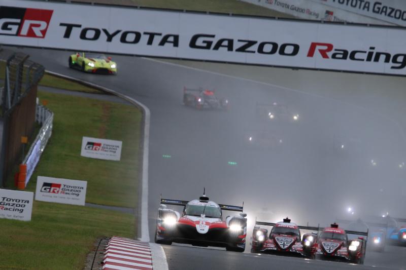 【WEC富士6時間レース】抹消されたポールポジションの7号車が大逆転!速すぎるトヨタが1・2フィニッシュ