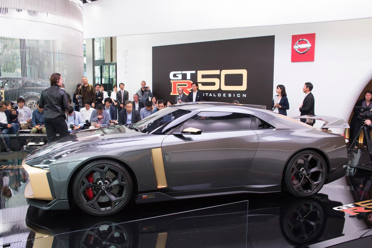 「1億円オーバーの国産車対決。スペシャルなGT-RとトヨタのGRスーパースポーツを比べてみたら……」の4枚目の画像