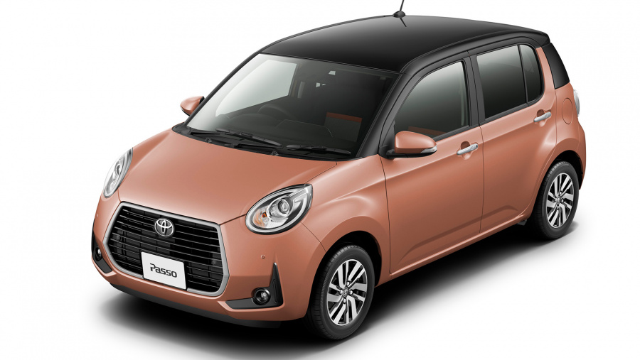 新車】トヨタ・パッソがマイナー...