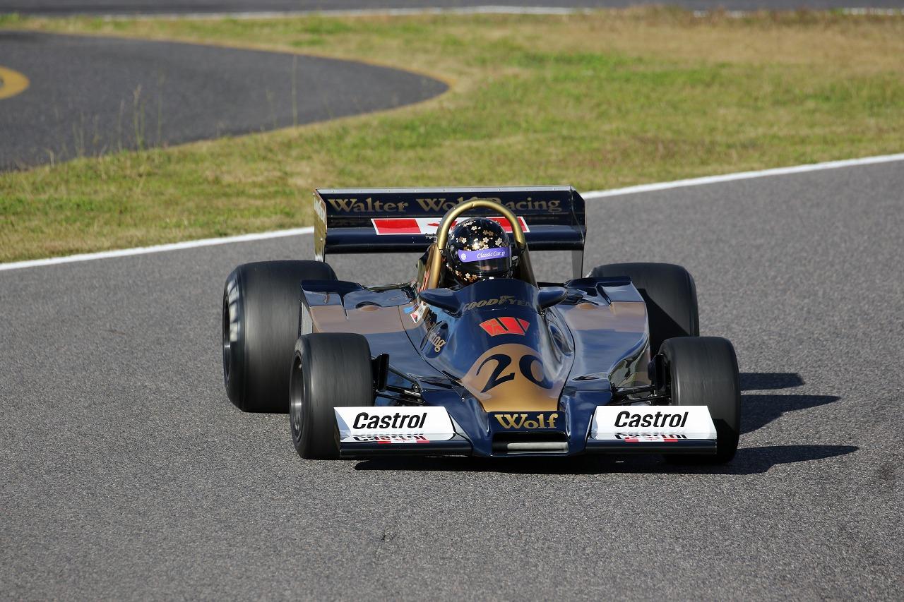 「【RICHARD MILLE SUZUKA Sound of ENGINE 2018】もうひとつのF1グランプリ「Fusion Coin Masters Historic Formula One」が鈴鹿サーキットで東アジア初開催!」の12枚目の画像