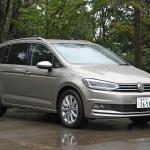 【VW・ゴルフトゥーラン試乗】使いやすい室内環境を持つトゥーランにディーゼルモデルが追加 - DSC_0666