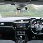 【VW・ゴルフトゥーラン試乗】使いやすい室内環境を持つトゥーランにディーゼルモデルが追加 - DSC_0992