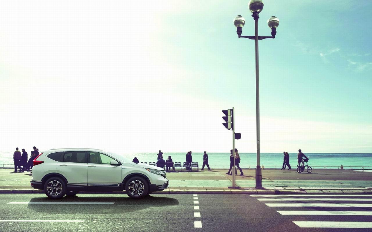 「【週刊クルマのミライ】ホンダ・CR-Vの初速発表。ハイブリッドよりダウンサイジングターボが人気!」の9枚目の画像