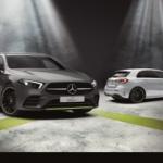 【新車】メルセデス・ベンツ Aクラスが登場。AIによる学習機能「MBUX」を搭載し、価格は322万円〜 - A 180 Edition1_広報写真