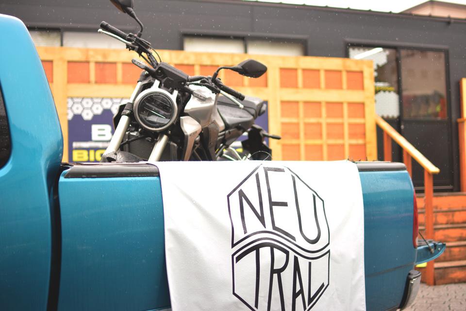 「NEUTRALは雨の中でも大盛況にて終了!新世代バイクイベントはこうじゃなくちゃ」の25枚目の画像