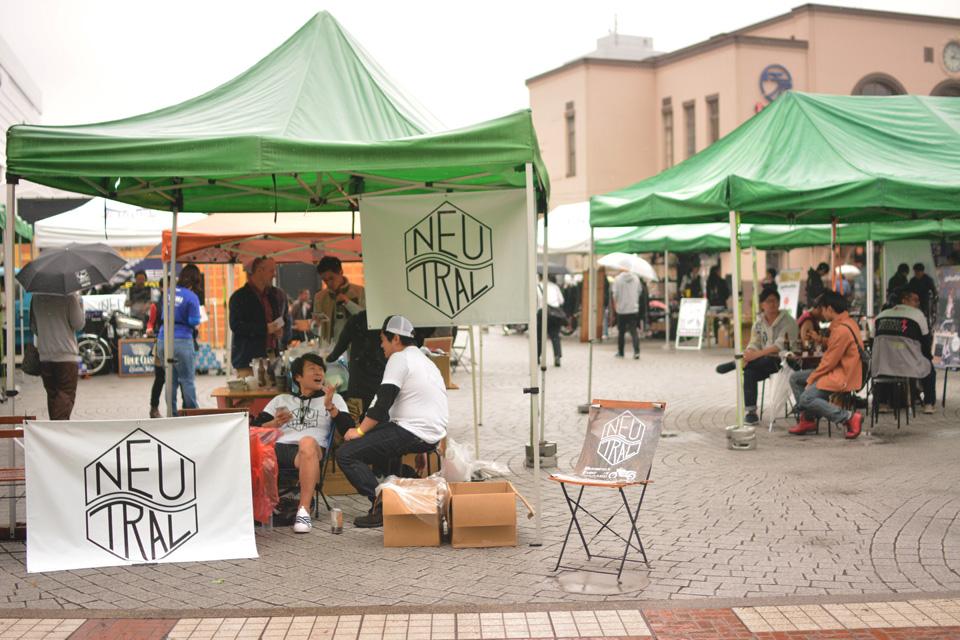 「NEUTRALは雨の中でも大盛況にて終了!新世代バイクイベントはこうじゃなくちゃ」の4枚目の画像
