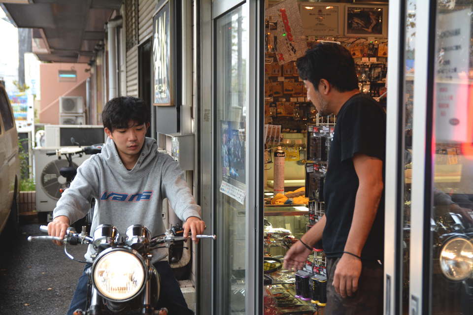 「【5万円SR】弄る楽しさ全開! SRにKOSOキャブを付けていよいよ完成目前」の14枚目の画像