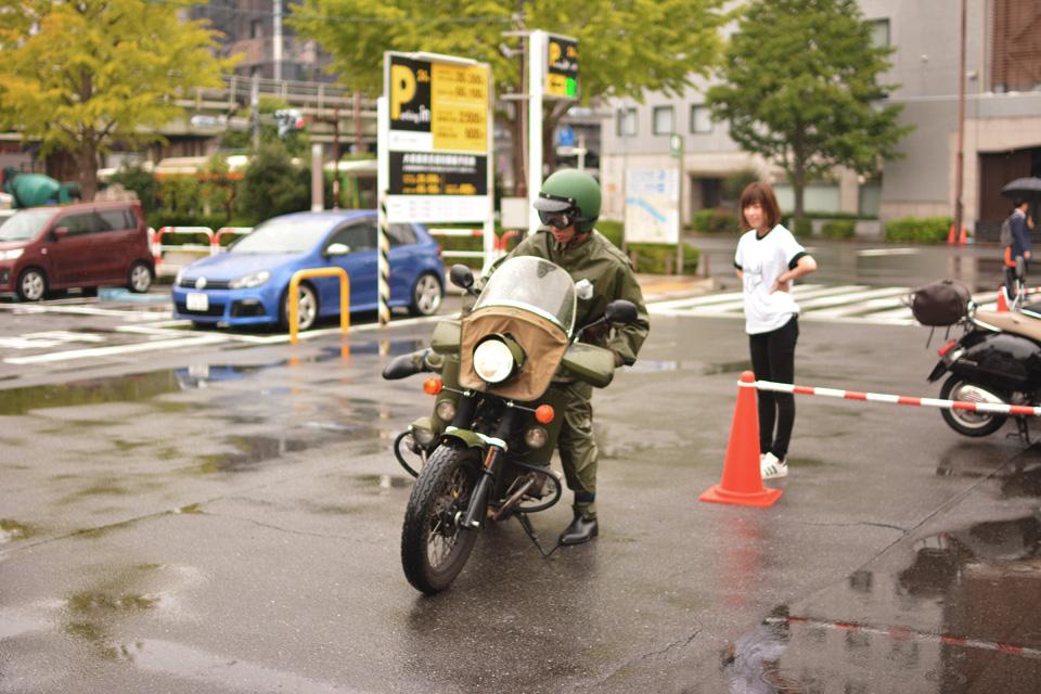 「NEUTRALは雨の中でも大盛況にて終了!新世代バイクイベントはこうじゃなくちゃ」の5枚目の画像