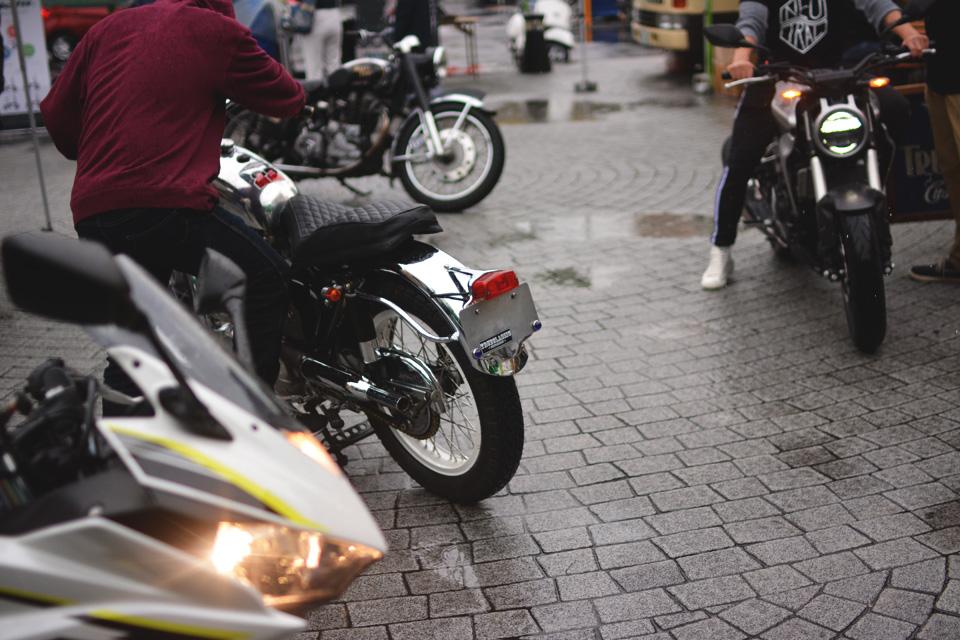 「NEUTRALは雨の中でも大盛況にて終了!新世代バイクイベントはこうじゃなくちゃ」の26枚目の画像