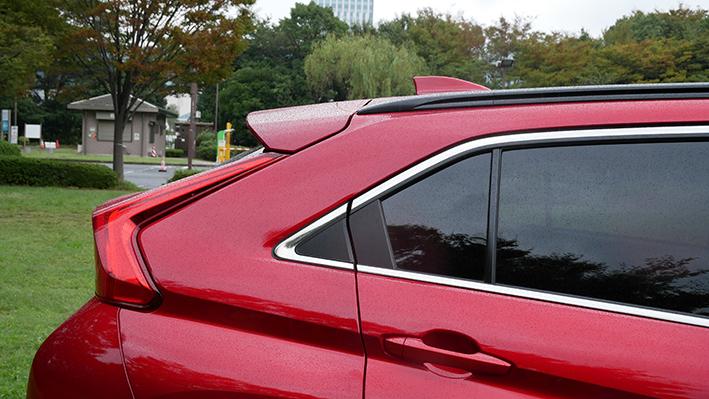 「【CR-V・フォレスター・エクリプスクロス比較】最低地上高の取り方に3車の違いが現れる」の10枚目の画像