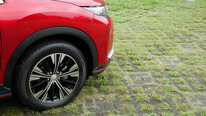 「【CR-V・フォレスター・エクリプスクロス比較】最低地上高の取り方に3車の違いが現れる」の13枚目の画像