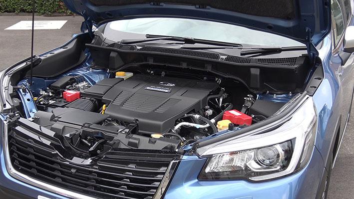 「【CR-V・フォレスター・エクリプスクロス比較】トルクの味付けがまったく違う3車」の13枚目の画像