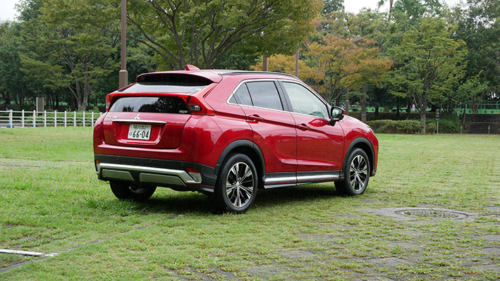 「【CR-V・フォレスター・エクリプスクロス比較】トルクの味付けがまったく違う3車」の23枚目の画像