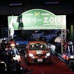 「ルノー・トゥインゴGTが全日本ラリー選手権の最終戦「新城ラリー2018」に初参戦」の4枚目の画像ギャラリーへのリンク