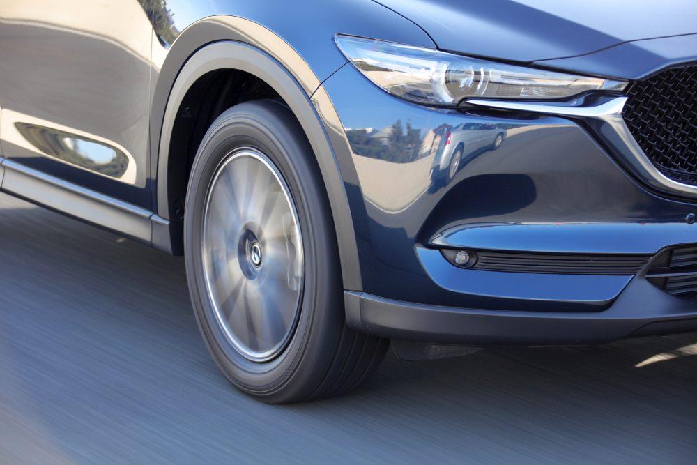 「雪国育ちの自動車ライターが愛車のSUVにオールシーズンタイヤを選んだわけは?」の2枚目の画像