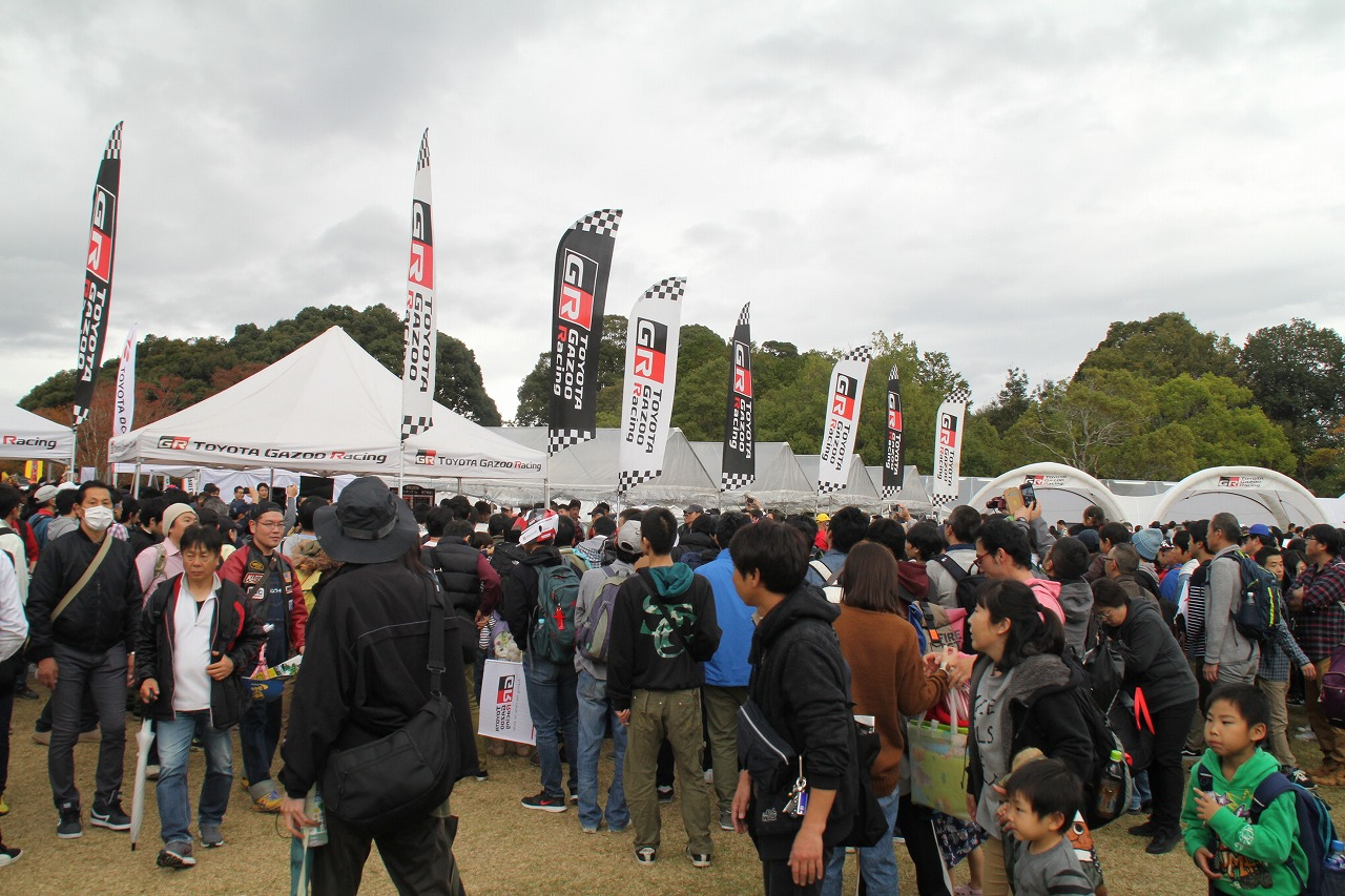 「世界ラリー選手権Wタイトル獲得なるか? ヤリスWRC、日本の新城ラリーで疾走」の4枚目の画像