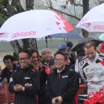 世界ラリー選手権Wタイトル獲得なるか? ヤリスWRC、日本の新城ラリーで疾走 - IMG_0367