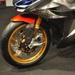 SS並の加速をする電動バイク・KYMCOから発表されたSUPERNEX。日本の区分では250扱い? -