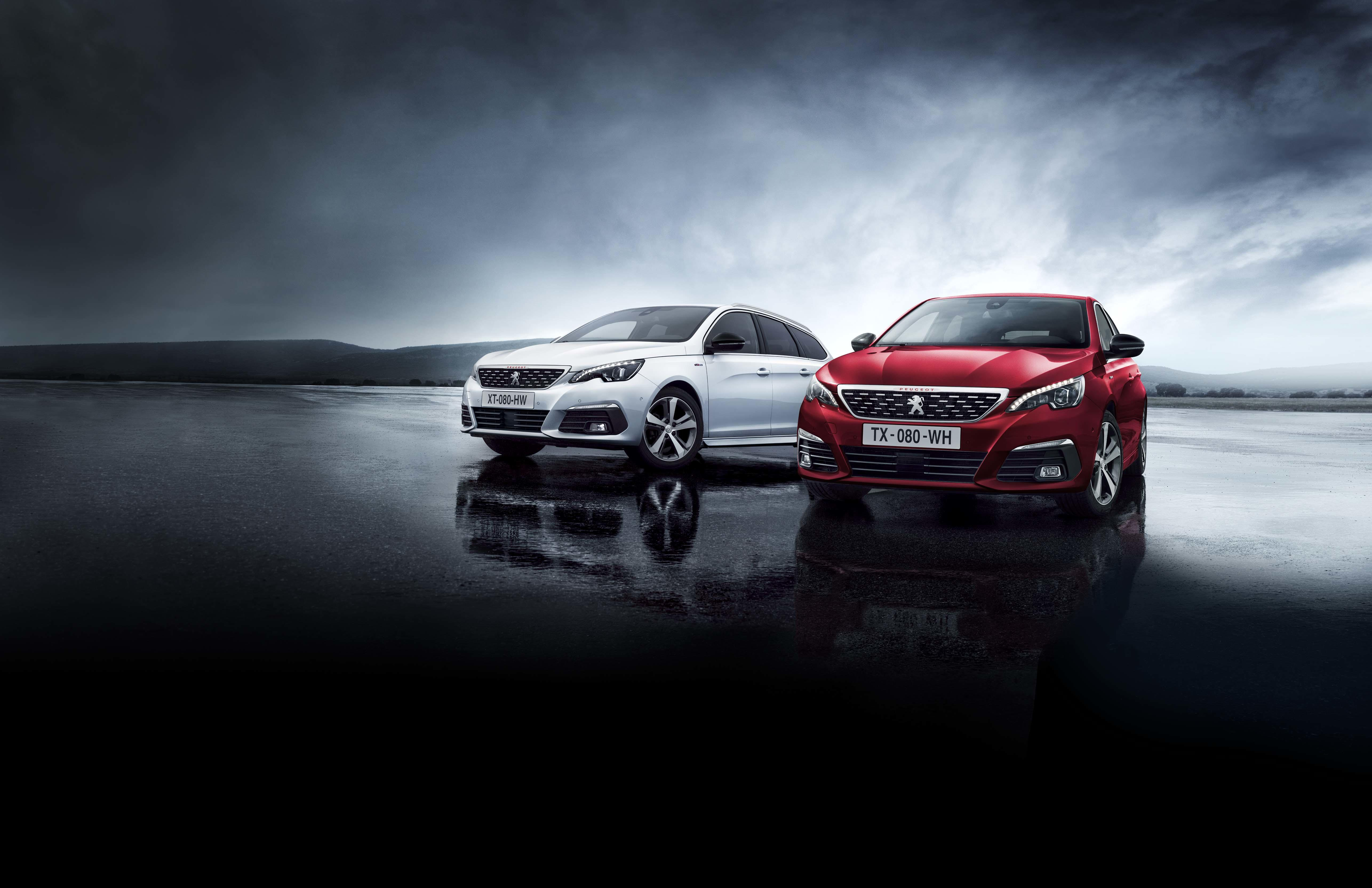 「【新車】プジョー・308が刷新。新型のディーゼルエンジンは1.5Lにダウンサイジングしながら最高出力を10psアップ」の4枚目の画像